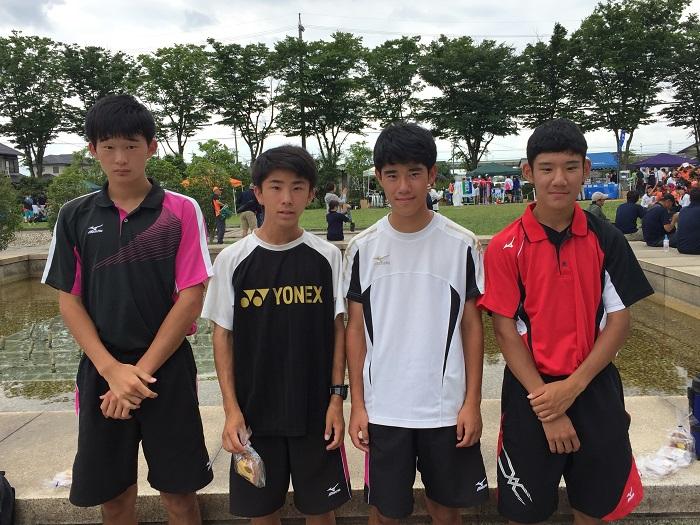 第65回東海高等学校総合体育大会ソフトテニス競技