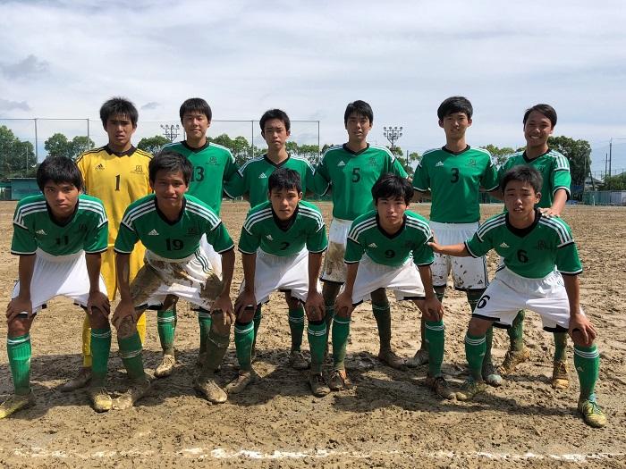 サッカー部 全国高校サッカー選手権静岡県大会 2回戦