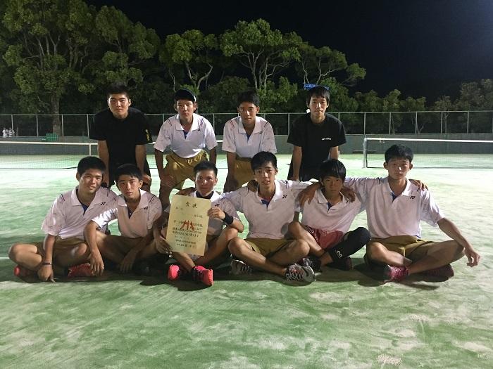 静岡県高等学校新人体育大会ソフトテニス競技中部地区大会学校対抗戦