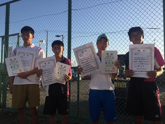 第70回市民スポーツ祭ソフトテニス大会
