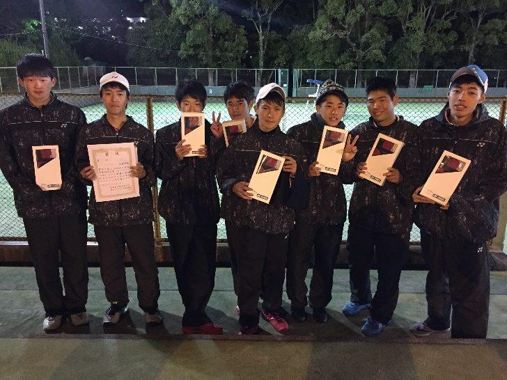 第10回 佐々木杯争奪高校男子ソフトテニス大会