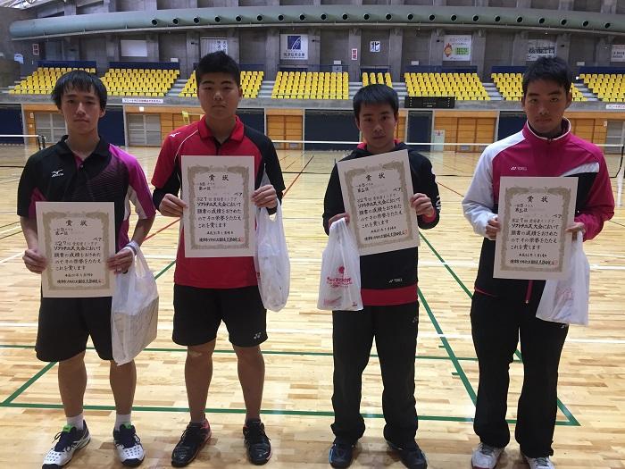 第27回ソフトテニス愛好者インドア大会(一般Bクラス)