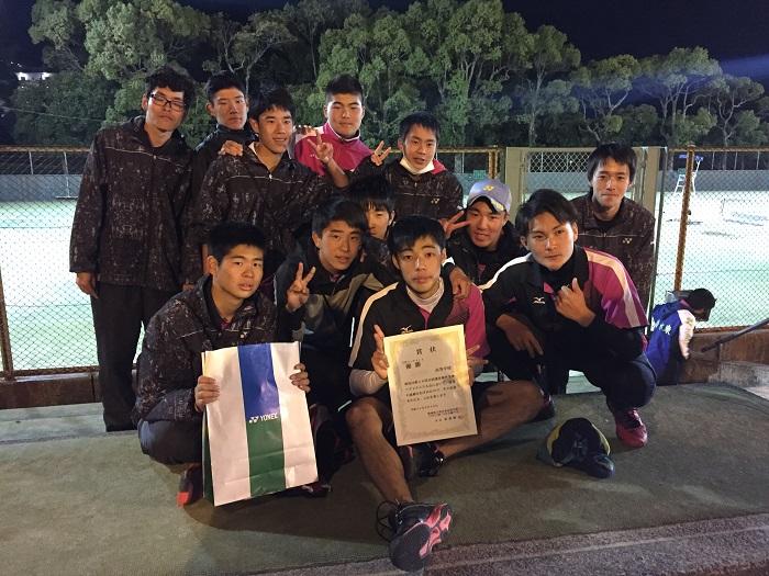 第46回全国選抜橘杯争奪ソフトテニス大会