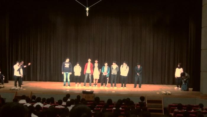 静岡県中部高校演劇協議会総会