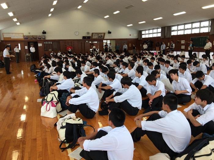 オープンスクール実行委員会開催
