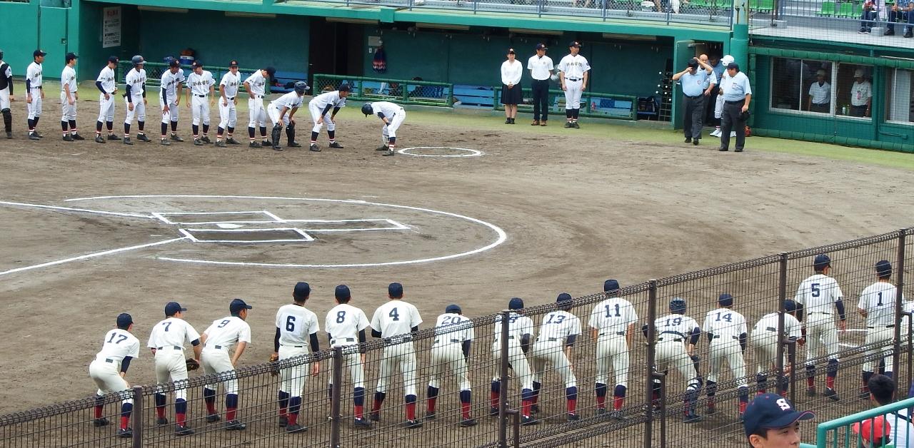 夏の高校野球2回戦結果報告