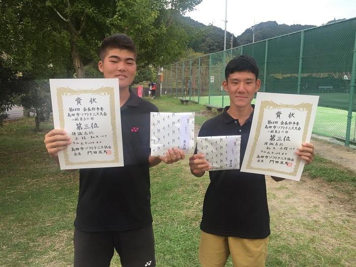 第48回会長杯ソフトテニス大会