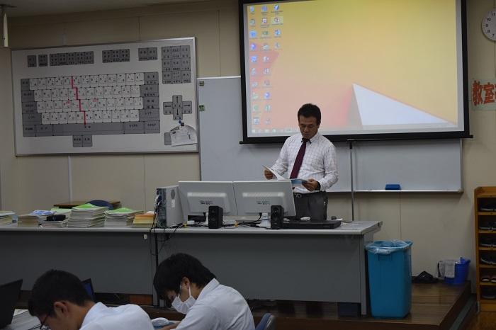 令和元年度静岡県教育研究会商業部授業改善研修会