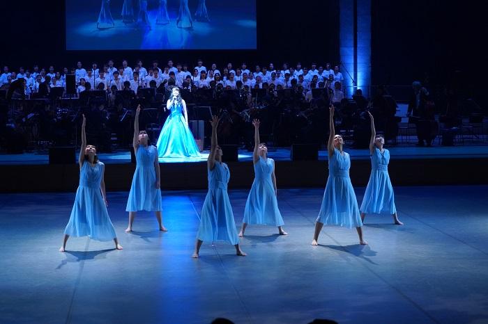 女子ダンス部 「グランシップ春の音楽祭2020」参加