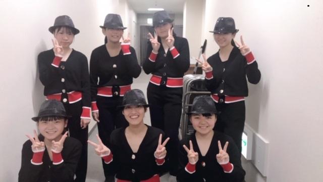ダンス部、島田市民文化祭で舞う!