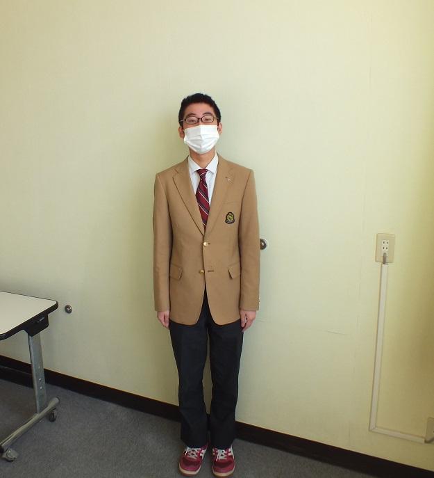 祝!静岡大学人文社会学部合格(38HR山本君)