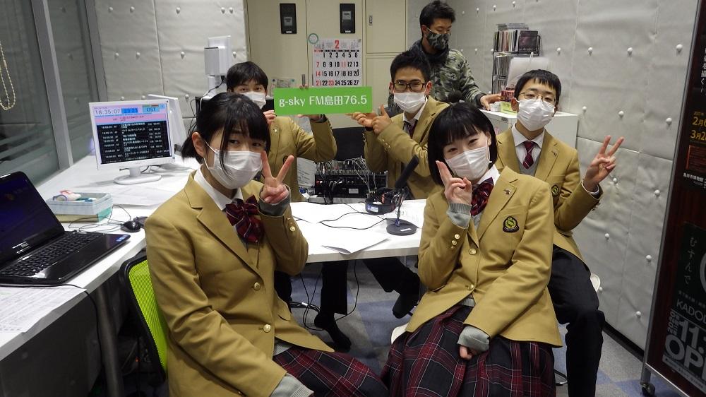 ハイスクールラジオ2月、栗田君(36HR)お別れ放送!
