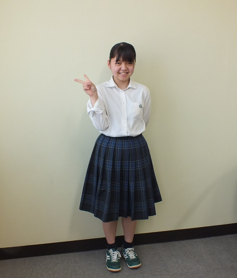 第2回漢字検定、3年生鈴木さん見事2級合格!